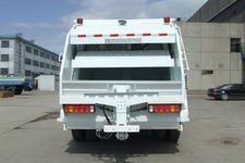 BeiBen garbage compactor truck 2
