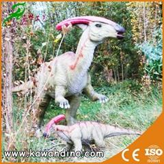 仿真恐龙租赁之副龙栉龙