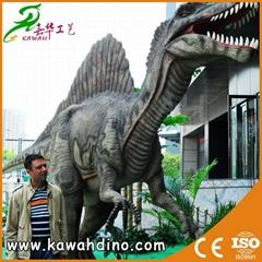 仿真恐龍量身製作之棘龍