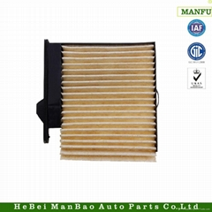 (27891-ED50A-A129) Hot Sale Auto Cabin Filter for Nissan
