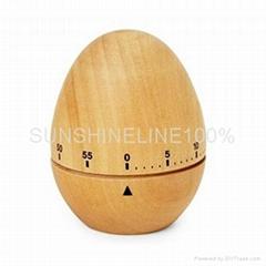 木質定時器