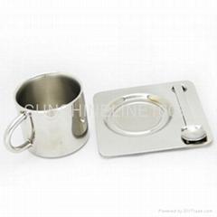 不鏽鋼咖啡杯