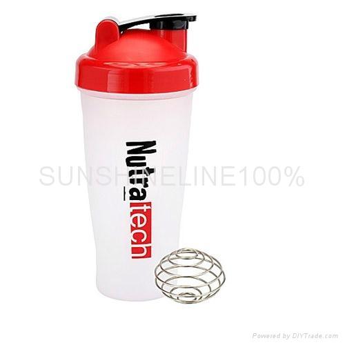 塑料摇摇杯运动水壶 1