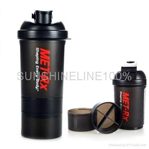 塑料蛋白质摇摇杯 2