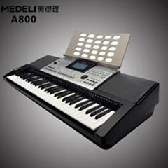 美得理電子琴A-800