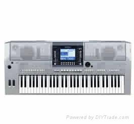 雅马哈电子琴PSR-S710 1