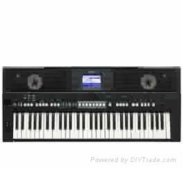 雅马哈电子琴PSR-S650 1