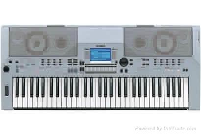雅马哈电子琴PSR-S550 1