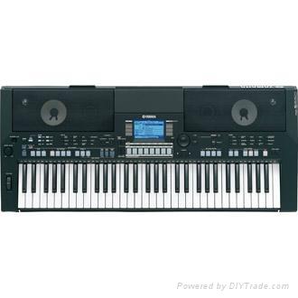 雅马哈电子琴PSR-S550B 1