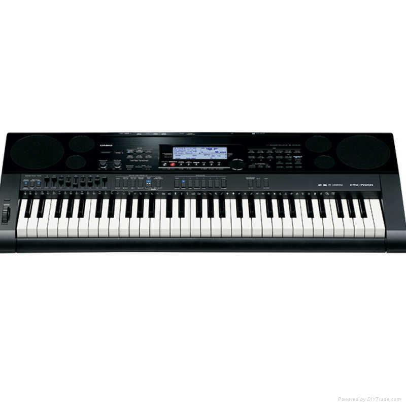 卡西欧电子琴CTK-7000 1