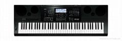 卡西歐電子琴WK-7600