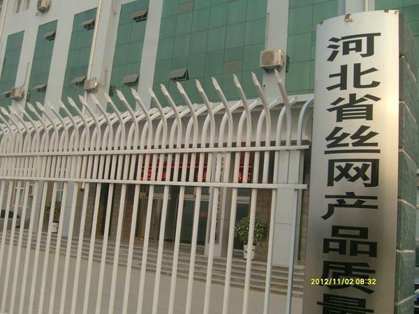 厂家全国直销喷塑铁艺护栏 2