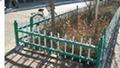 厂家全国直销花园草坪铁艺围栏