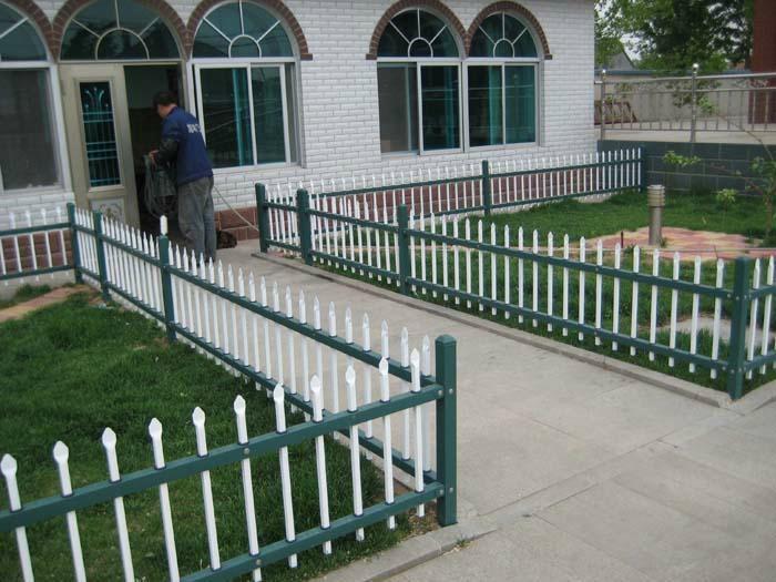 厂家全国直销花园草坪铁艺围栏 2