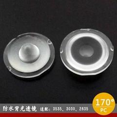 LED背光透镜180度3030贴片2835
