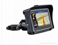 """factory price 4.3""""  motorcycle gps"""
