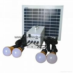 mini solar lighting system 10w