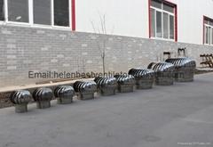 Roof turbine ventilator  Stainless steel