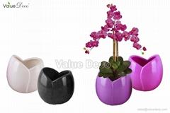 Ceramic flower planters (TC0020)