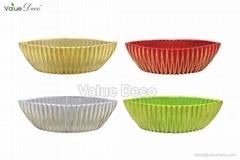 Xmas boat ceramic pot (TCV00947)