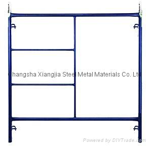 c lock 5'x6'4'' Walk Thru frame Mason frame Ladder Frame scaffolding ANSI SGS 4