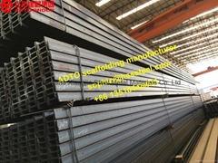 Steel I H Beam 10' for Sidewalk shed Scaffolding System