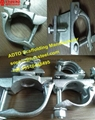 2''x2'' 2'x3.5'' tube scaffolding clamps