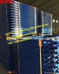c lock 5'x6'4'' Walk Thru frame Mason frame Ladder Frame scaffolding ANSI SGS