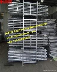 Layer scaffold Diagonal Bay Brace 5' 6' 7' 8' 10' for Ring Scaffolding System