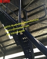 Scaffolding step Ladder 8'x6'5'' Stairs with guardrails | frame scaffold system 2