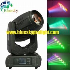 2015 New 3D effect 280w beam spot wash 3in1 sharpy light