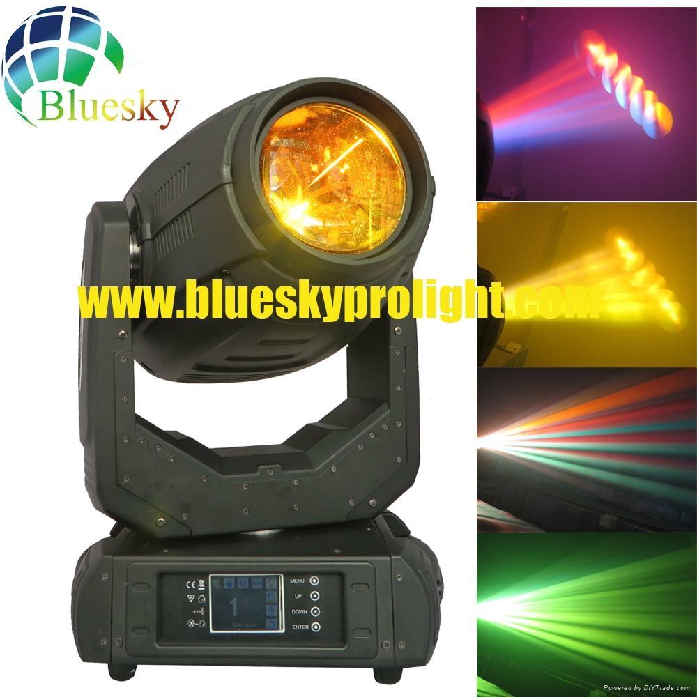 2015 New 3D effect 280w beam spot wash 3in1 sharpy light 3
