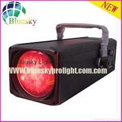 New DMX512 LED follow spot disco light