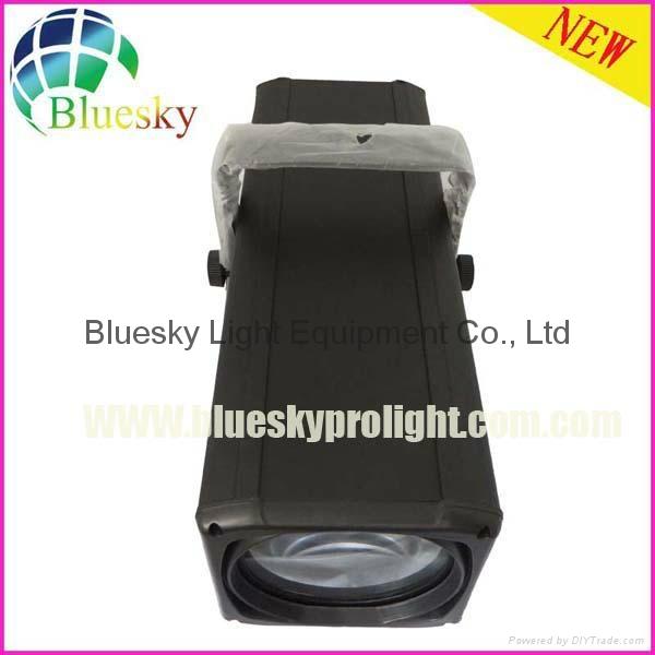 New DMX512 LED follow spot disco light  4