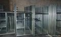 scaffolding used ladder frame system