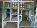 scaffolding used ladder frame system 4