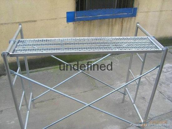 scaffolding used ladder frame system 5