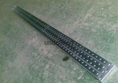 steel plank used for frame system