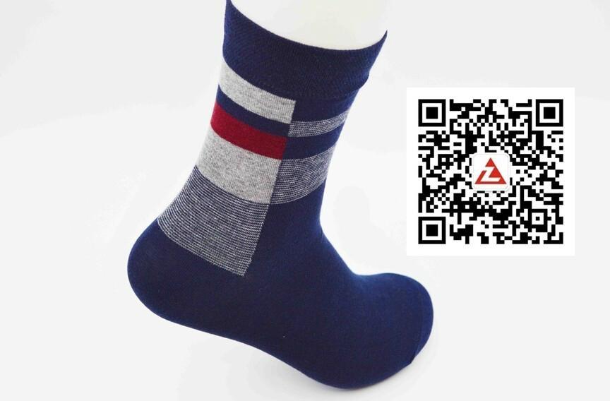 康美源高棉襪百分百純棉精品男士休閑襪子工廠襪子批發襪子採購 1