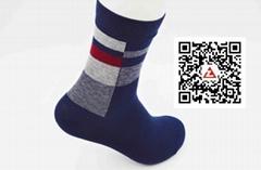 康美源高棉襪百分百純棉精品男士休閑襪子工廠襪子批發襪子採購