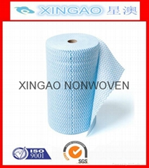 multi purpose nonwoven cleaning wipes