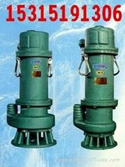 4KW矿用隔爆型排污排沙潜水泵