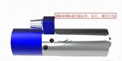 Z62德国品牌直销JAGER雕刻机电主轴