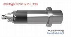F100-H635.01 S5德國JAGER水冷深鑽孔電主軸
