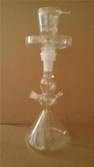 glass hookah of tengda as craft