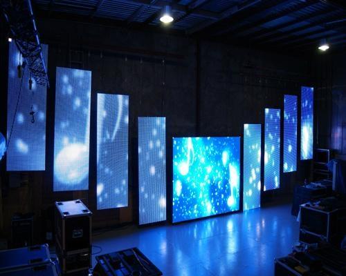 供應陝西LED 戶外顯示屏/全彩  2