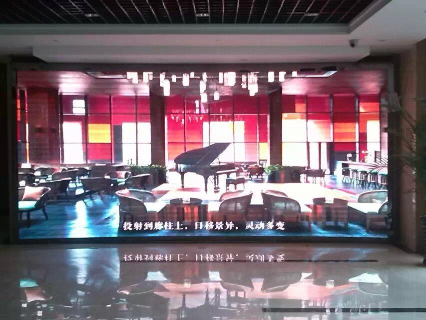 供應西安LED室內全彩p2.5顯示屏 2