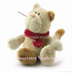 cute teddy bear stuffed