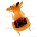 plush rocking horse stuffed toys