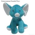 hot stuffed elephant plush toys